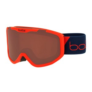 Image of Bollé Rocket Ski Goggles Matte Red Race/Rosy Bronze Lens Small (6+ years) (3125323615)