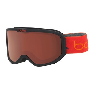 Image of Bollé Inuk Ski Goggles Matte Black Monkey/Rosy Bronze Lens Extra Small (3-6 years) (3134508837)