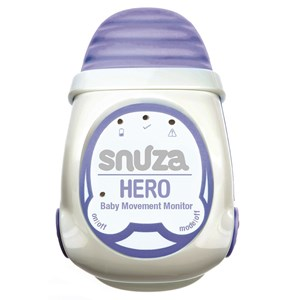 Image of Snuza Snuza Hero Motion Alarm One Size (981988)
