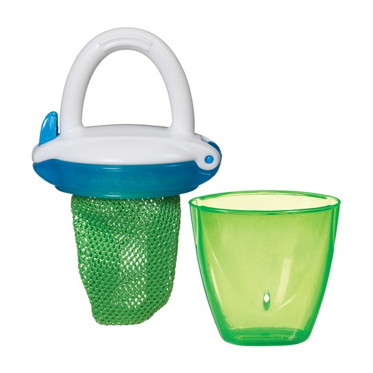 Munchkin Deluxe Fresh Food Feeder, Grön Green