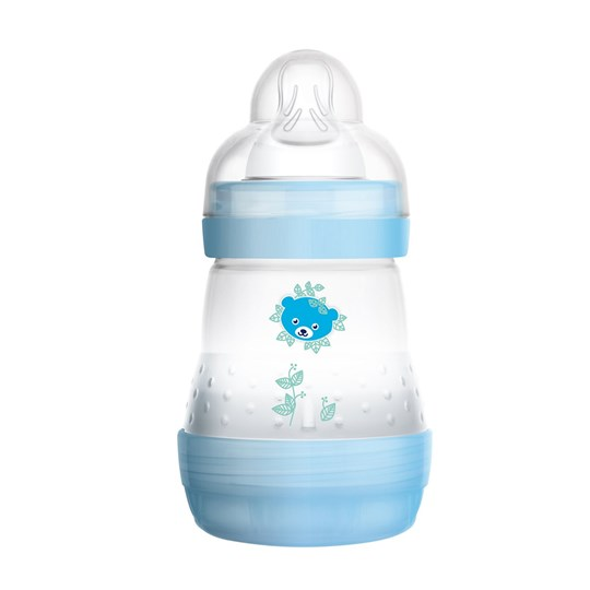 MAM Easy Start™ Anti-Colic Bottle Blue 160 ml Blue