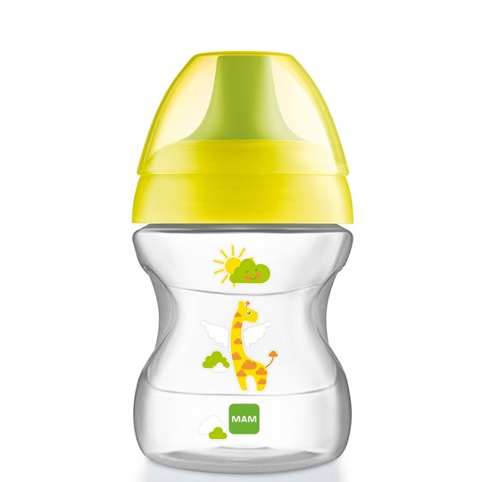 MAM Learn to Drink Cup Yellow 190 ml Yellow