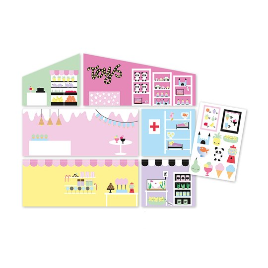 Lundby Väggset, Creative Shop Multi