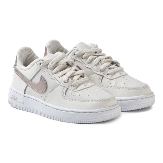 NIKE Force 1 Infants Skor Vit 021
