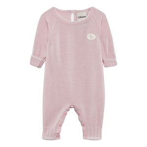 Image of Lillelam Heart One-Piece Pink 52 cm (0-1 mdr) (387003)