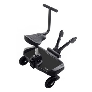 Image of Bumprider Sit-On Board Black One Size (954141)