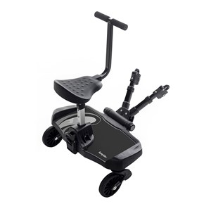 Image of Bumprider Standing Board with Seat Black/Grey One Size (954142)