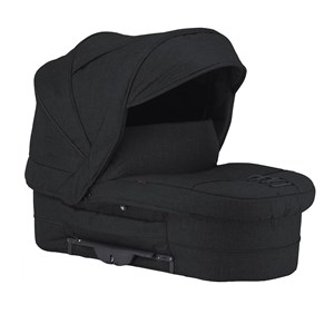Image of Crescent Liggdel Comfort Carrycot Black (3125338343)