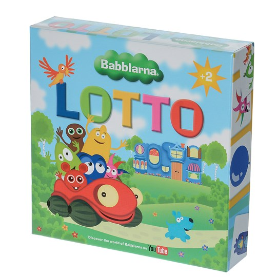 Babblarna Barnspel, Lotto Multi