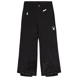 Image of Spyder Black Vixen Regular Ski Pants 10 years (3150375531)