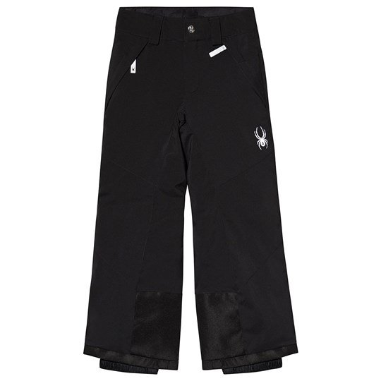 Spyder Black Vixen Regular Ski Pants 1