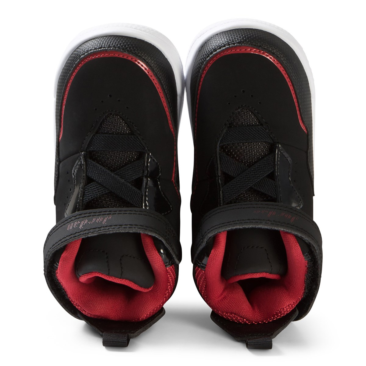 Air Jordan - Black and Red Courtside 23