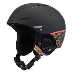 Bollé Juliet Ski Helmet Black/Rose Gold