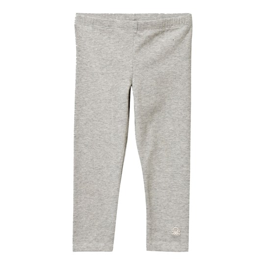 United Colors of Benetton Leggings Grey Black