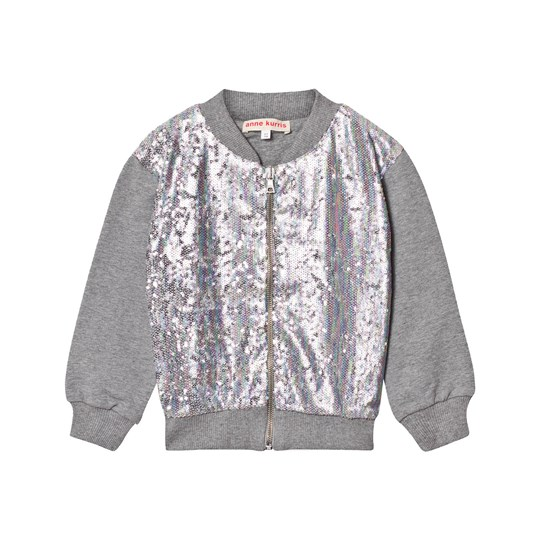 Anne Kurris Multi Sequin Bomber Jacket пестрый