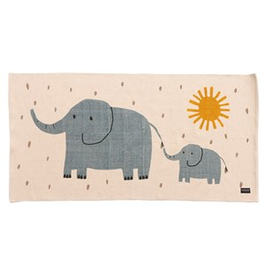 Image of Roommate Elephant Rug 140 x 70 One Size (1224958)