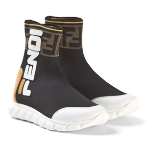 Image of Fendi Black Sneakers 30 (UK 12) (3125253407)