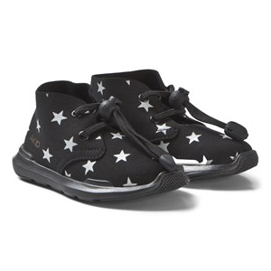 Bilde av Akid Remington Stars Shoes Black And White Us 4 (uk 3, Eu 35)
