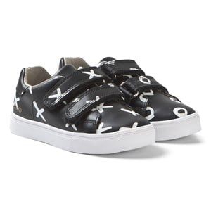 Image of AKID Black Axel XOXO Sneakers US 12 (UK 11, EU 30) (3125309037)