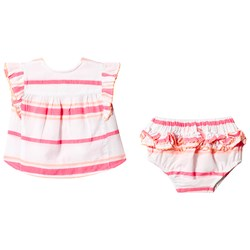 Sunuva Hot Pink Top and Bloomers Set