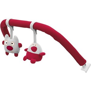 Image of Inovi Red Toy Chain One Size (1303223)
