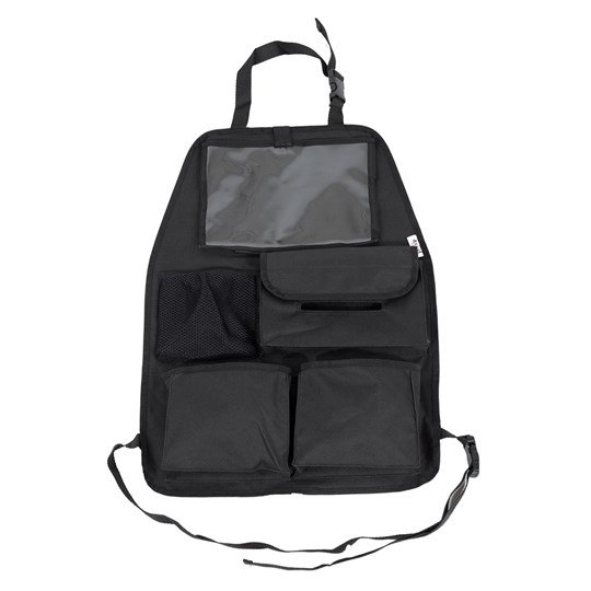 Axkid Backseat Organizer Black Black