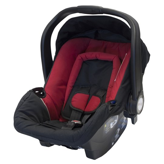 Axkid Babyfix Infant Carrier Red Red