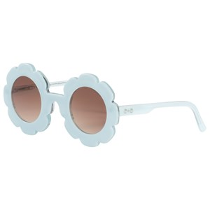 Image of Sons + Daughters Jelly Bean Blue Pixie Sunglasses (3125229467)