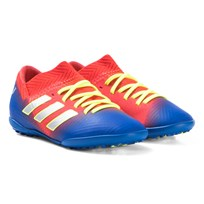 4daf42b8548 adidas Performance Red Nemeziz Messi 18.3 Football Boots active red silver  met. football