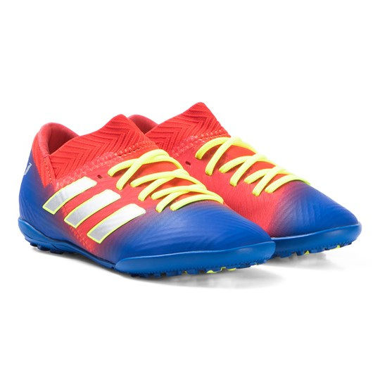 adidas Performance Red Nemeziz Messi 18.3 Football Boots active red/silver met./football blue