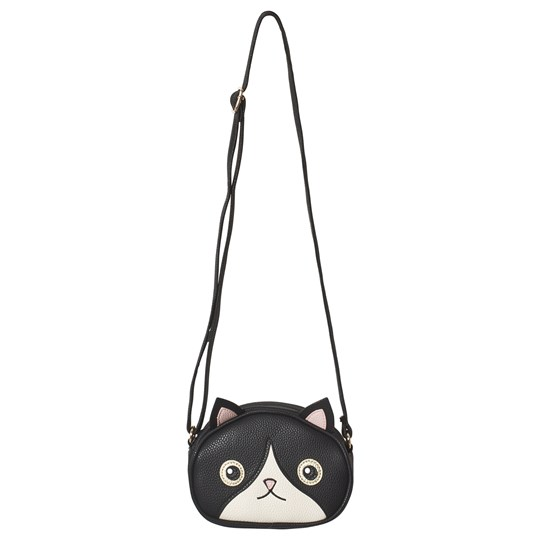 Molo Kitty Bag Black Black