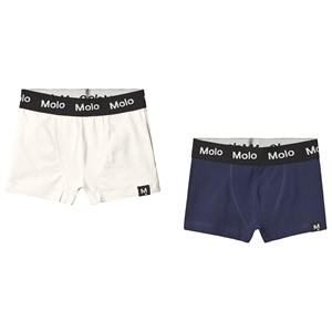 Image of Molo 2-Pack Justin Boxers Sailor 110/116 cm (3125334061)