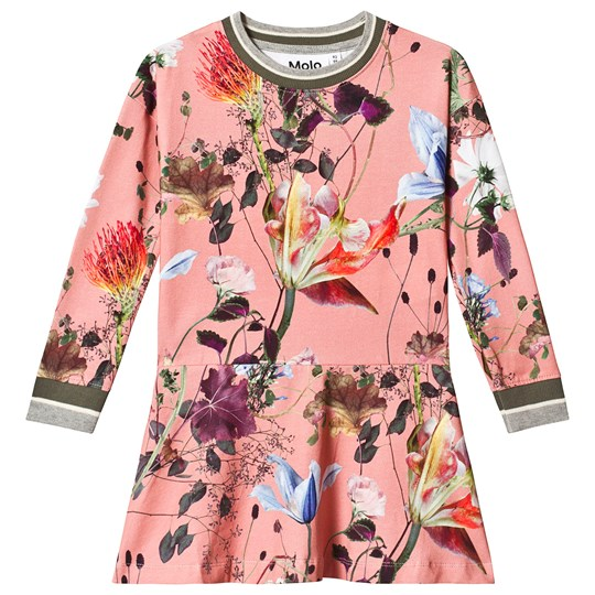 Molo Conny Dress Flowers of the World Flowers Of The World