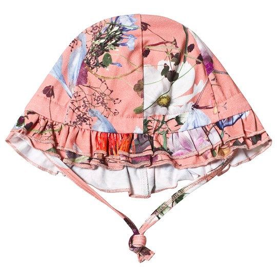Molo Nizana Baby Hat Flowers of the World Flowers Of The World