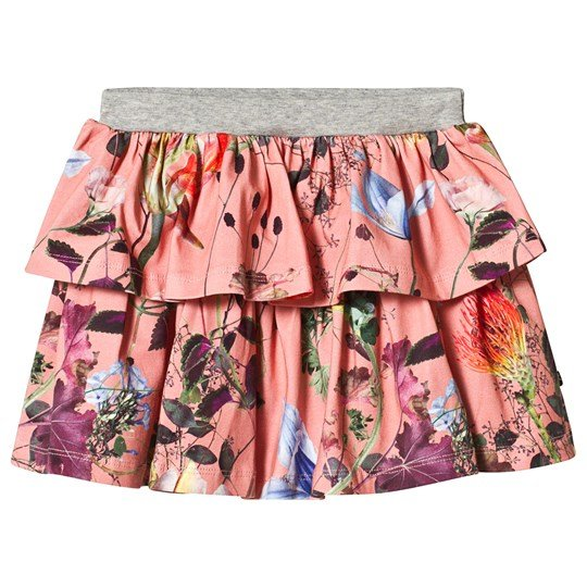 Molo Bini Skirt Flowers of the World Flowers Of The World