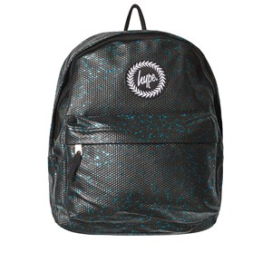 Image of Hype Black and Blue Flake Backpack (3125272527)