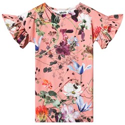 Molo Coralie Dress Flowers of the World