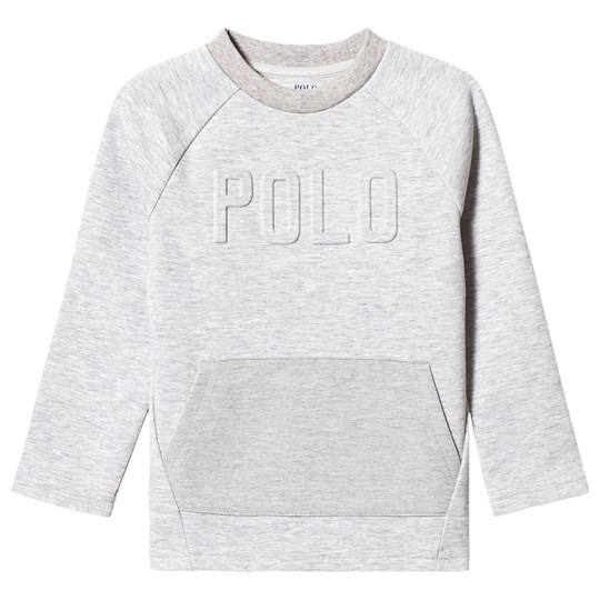 Ralph Lauren Grey Polo Sweatshirt 001