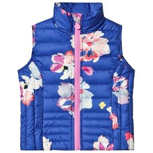 Image of Tom Joule Blue Floral Gilet 1 year (3125314369)