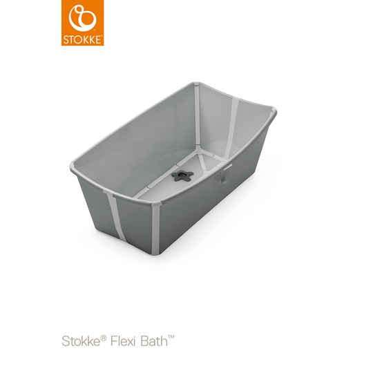 Stokke Flexi Bath® Light Grey Light Grey