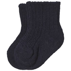 Image of Joha Wool Sock Marine 15/18 (3125332113)