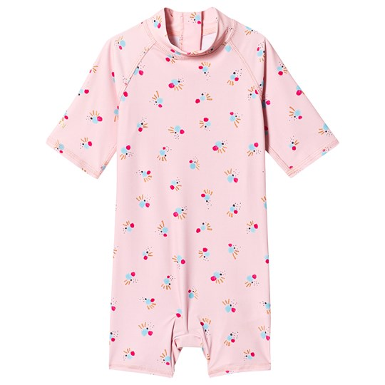 Soft Gallery Купальный костюм Rey Sunsuit Chintz Rose Cockatoo Swim Chintz Rose Cockatoo Swim