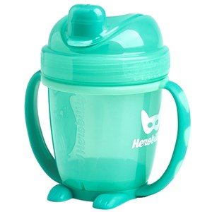 Image of Herobility HeroSippy Training Cup 140 ml Turquoise (3125328247)