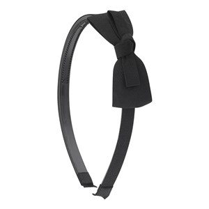 Image of Jocko Black Bow Headband (3125256799)