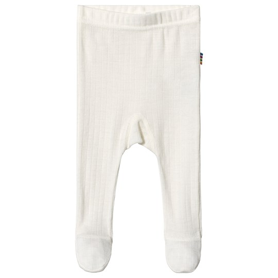 Joha Footed Leggings Natur White