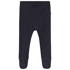 Image of Joha Legging With Foot Navy 70 (6-12 mdr) (3125340735)