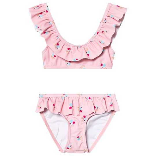 Soft Gallery Alicia Bikini Chintz Rose/Cockatoo Swim Chintz Rose Cockatoo Swim