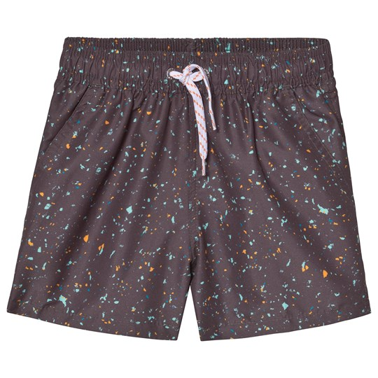 Soft Gallery Dandy Swim Trunks India Ink/Flakes Mix India Ink Flakes Mix