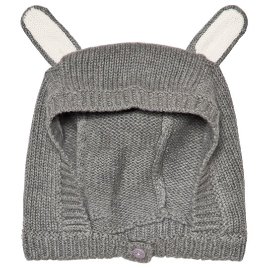 Stella McCartney Kids Chips Bunny Hat Grey 1461 - Thunder