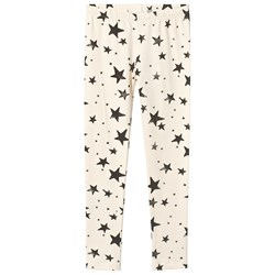 Noe & Zoe Berlin Kids Leggings Black Stars